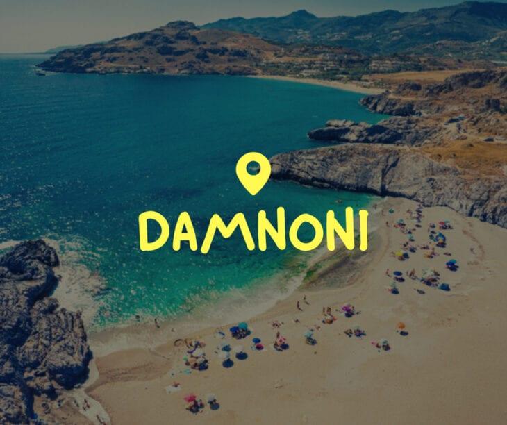 Damnoni Crete