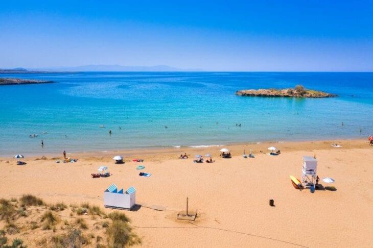 Kalathas Beach Chania