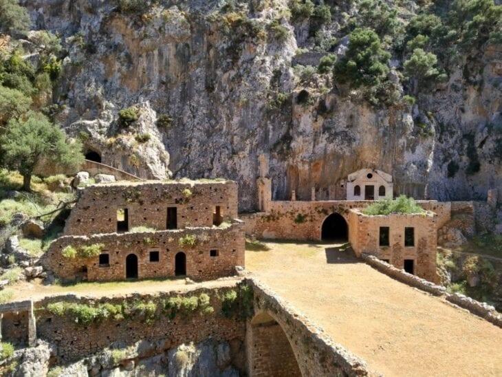Katholiko Monastery Crete