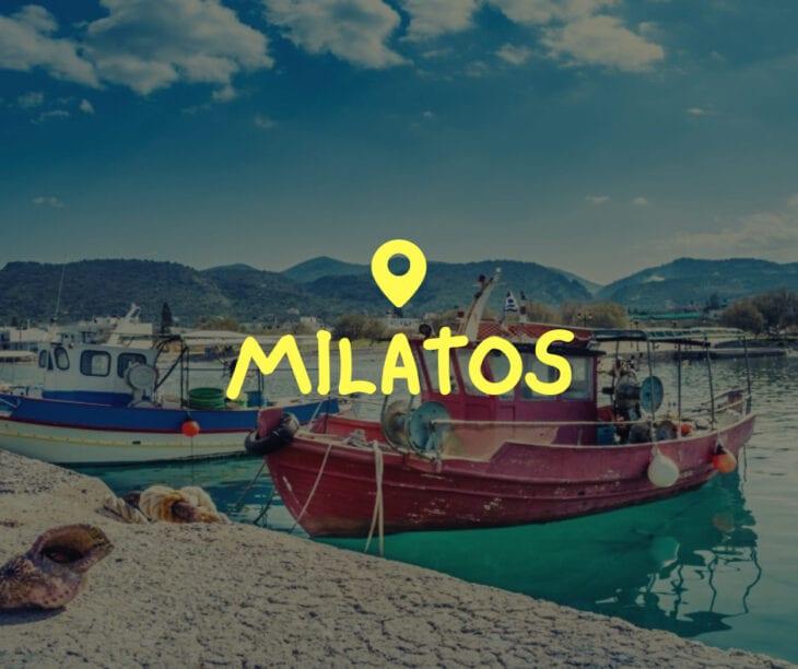 Milatos Crete