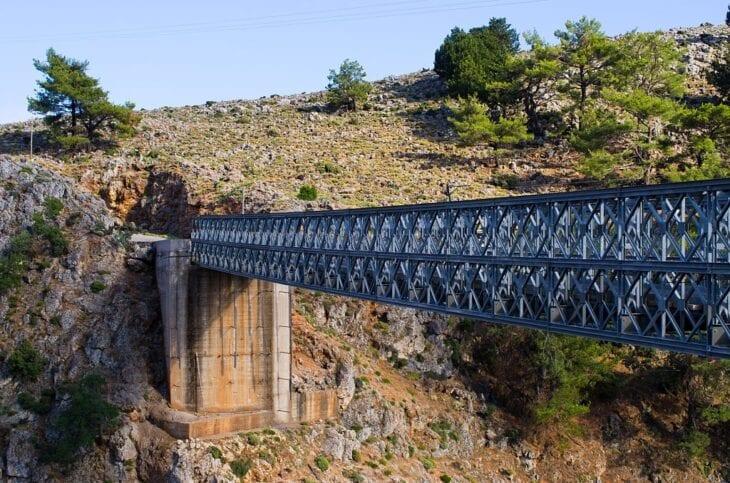 bridge over Aradena Gorge