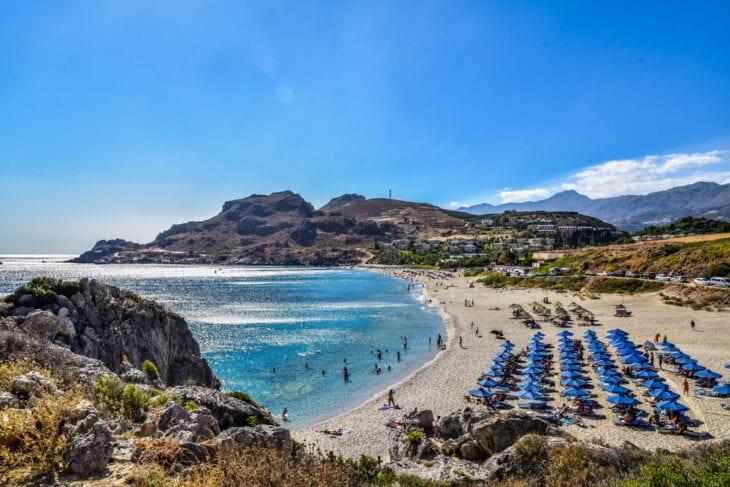 Damnoni Beach South Crete
