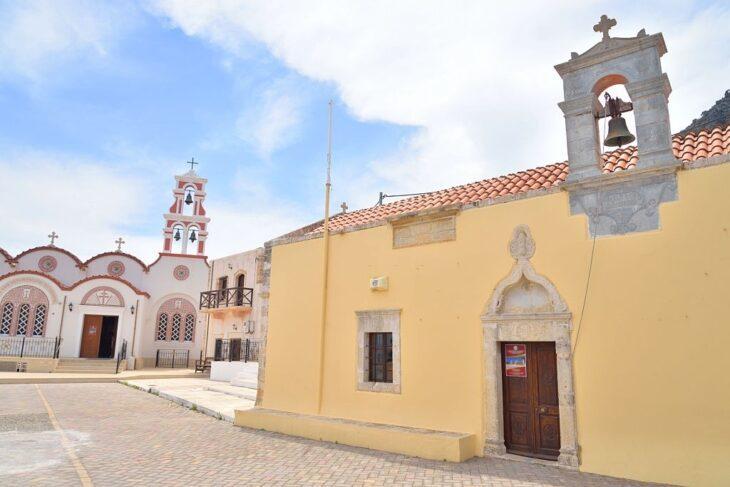 Old Church in Piskopiano