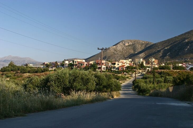 Piskopiano Village Crete