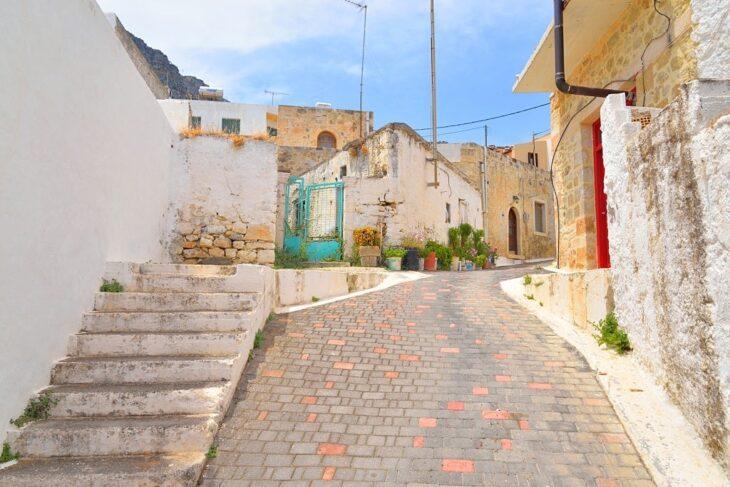 Street in Piskopiano