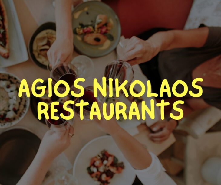 Best Restaurants In Agios Nikolaos *EN