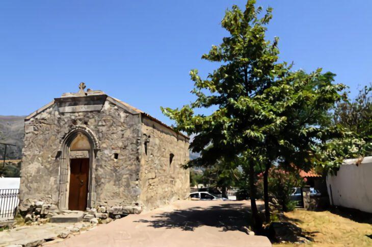 Church of the Panagia Thronos