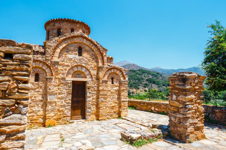 Church of the Panagia in Fodele