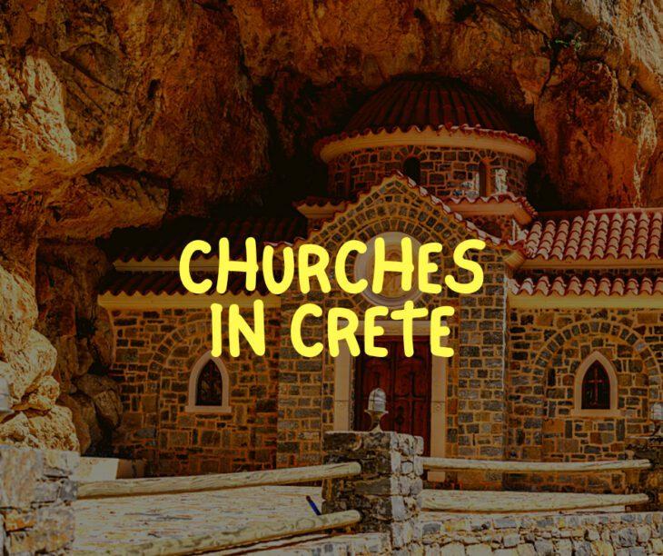 Churches in Crete