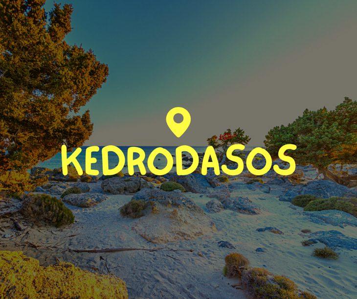 Kedrodasos Crete Greece