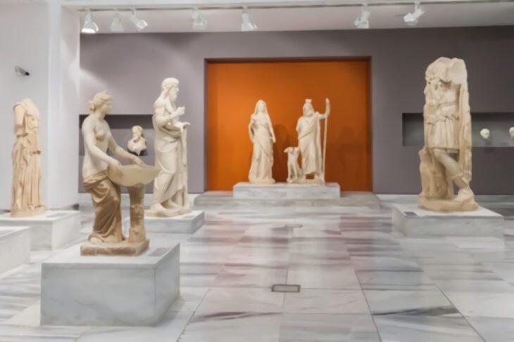 Artifacts of the Minoan civilisation of Crete