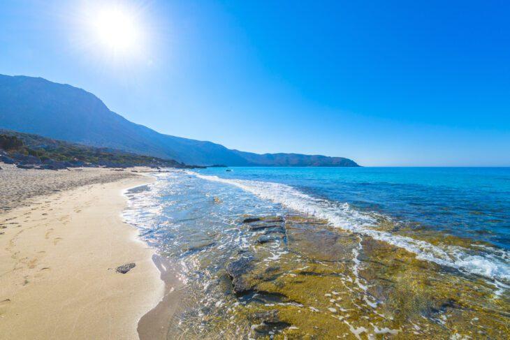 Kedrodasos Beach in Crete