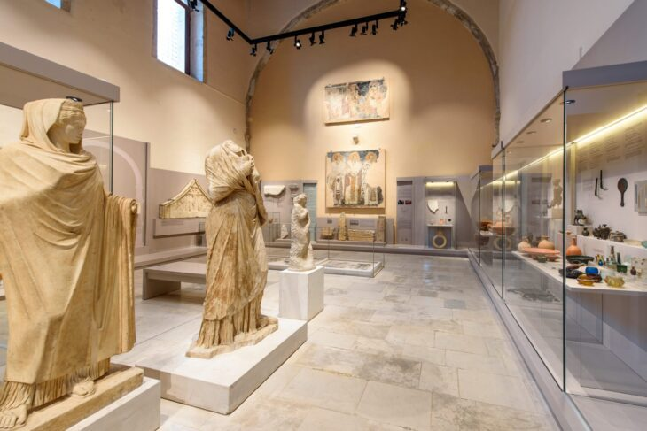 Archaeological Museum of Rethymno Crete