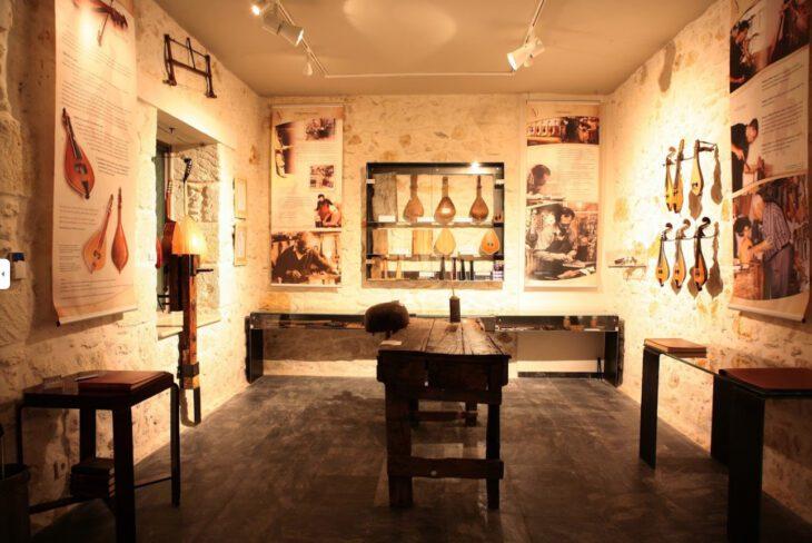 Cretan Lyra Workshop and Museum