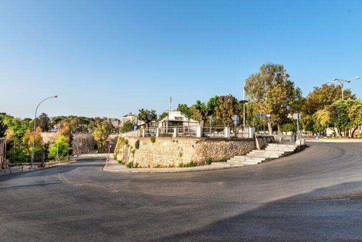 Elefterias Square in Heraklion Crete
