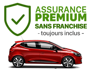 Assurance Premium avec Rental Center Crete