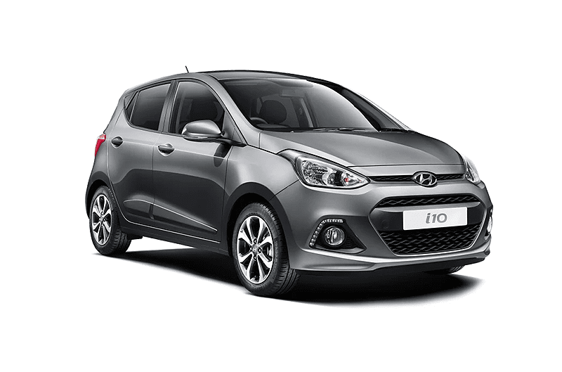 hire a Hyundai i10 in crete