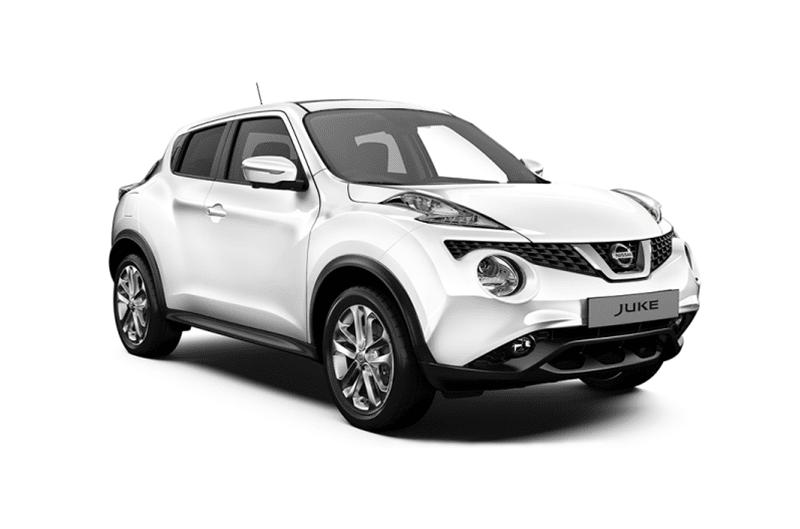 hire a Nissan Juke in crete