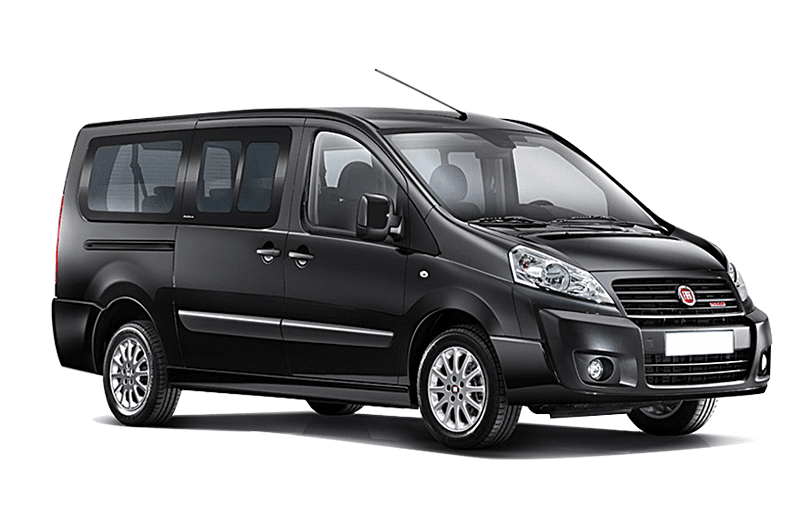9 Seater Car >> Fiat Scudo Group I Van Rental Center Crete