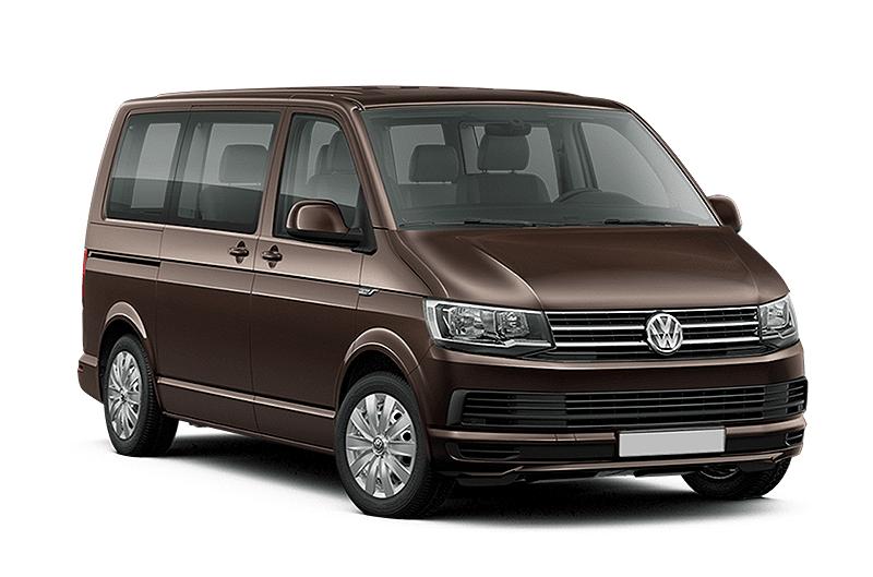 VW Transporter - Group I. Van - Rental Center Crete