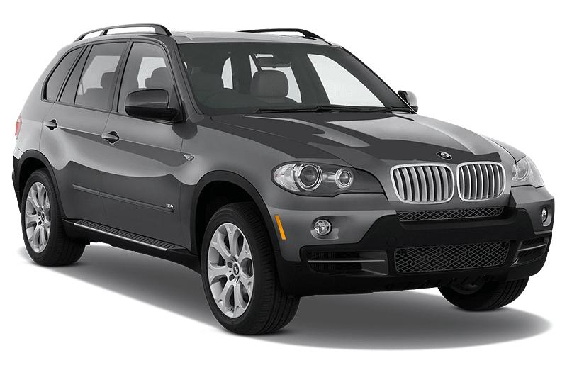 hire a BMW X5 in crete