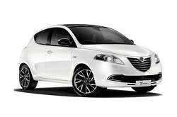hire a Lancia Ypsilon in crete