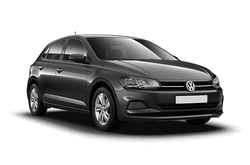 hire a Volkswagen Polo in crete
