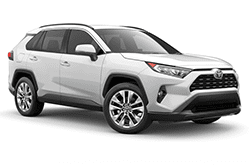 hire a Toyota Rav4 in crete