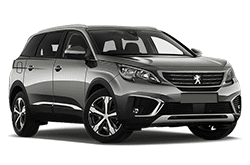 hire a Peugeot 5008 Auto in crete