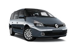 hire a Renault Espace *7 Seats* in crete