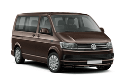 hire a VW Transporter *9 Seater* in crete