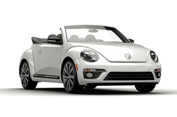 hire a Volkswagen Beetle in crete