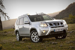 hire a Nissan Xtrail in crete