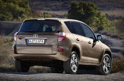 hire a Toyota Rav4 in crete