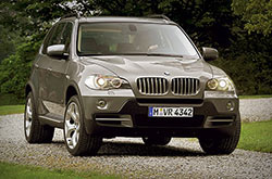 hire a BMW X5 in crete