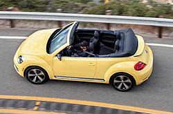 hire a VW Beetle in crete