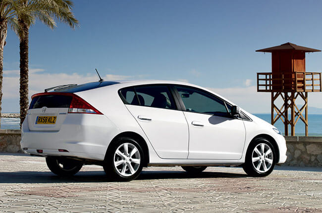 Rezerwuj teraz Honda Insight Hybrid - Rental Center Crete