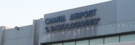 chania airport and car hire companies in chania airport