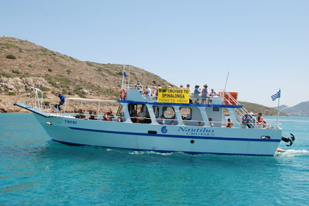 boat trips to sissi