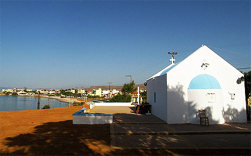 Gouves car rental by Rental Center Crete - Discover all beaches around the village