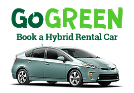 go green with Rental Center Crete