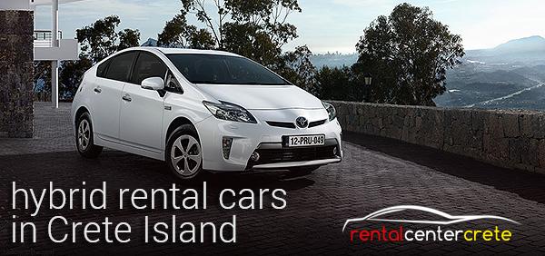 Hybrid Car Rentals by Rental Center Crete
