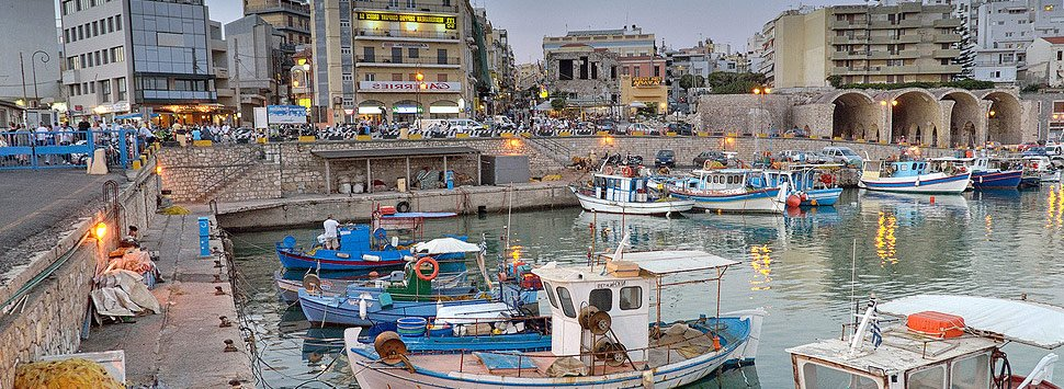 Visit Heraklion's Attractions with a car rental