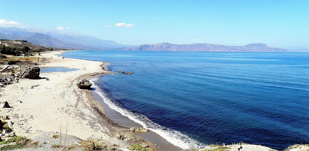 Cretan Beach in Georgioupolis