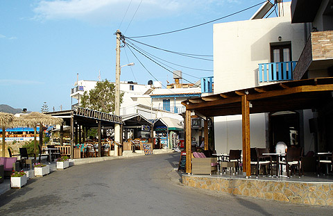 Main Street of Sissi | Shops & Bars