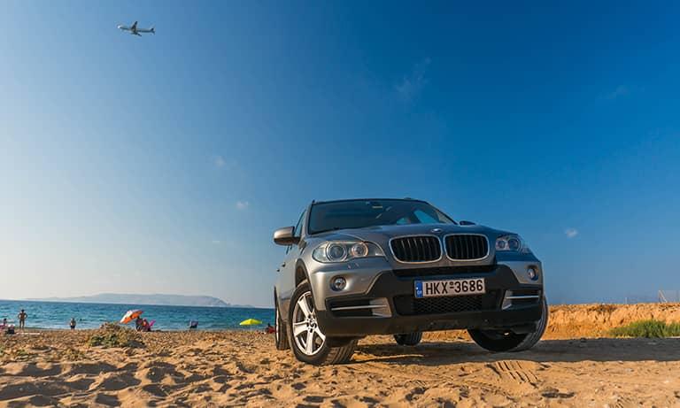 Noleggia un'auto Premium a Creta