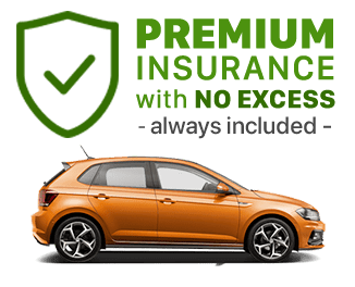 Premium Car rental Insurance with Rental-center-crete.com