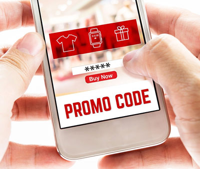coupon promo codes