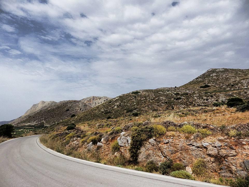 road trips Crete