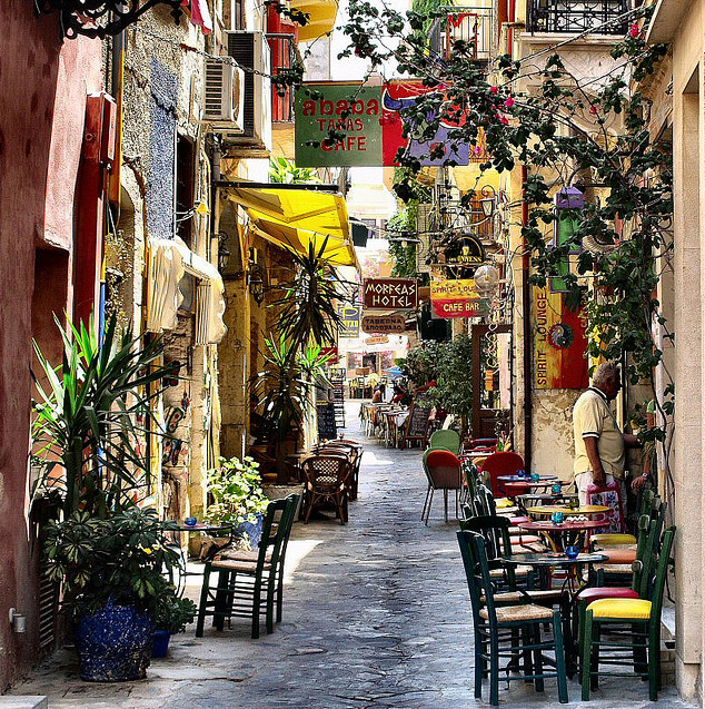 Rent a car in Chania to Explore Chania